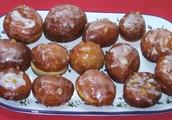Polish Doughnuts - Paczki
