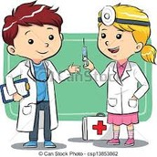 A doctor will need a nurse just in case!