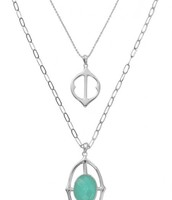 Fortuna Necklace - 2 necklaces for one price!