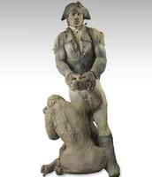 Toussaint Louverture and the Elderly Slave