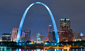 InfoBuzzzz,. 'October 28 - 1965 Gateway Arch Completed'. N.p., 2015. Web. 10 Dec. 2015.