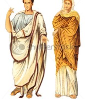 what men wore in ancient rome