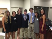 Texas Bank and Trust Student Board!