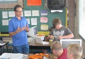 Eric Prothero:    Director, Teacher, FLL Coach