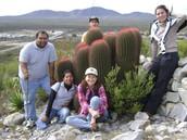 Reconocimiento de los servicios ambientales que proveen los desiertos.