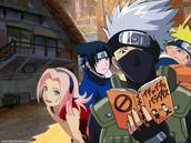 Naruto Summary