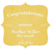 Stellar Sellers (earning £100 in product credit and 32% commission on all sales)