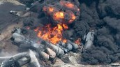 Tar sands explosion