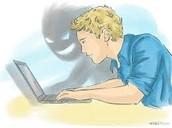 How spot a cyber bully.