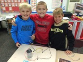 Electricity Experiment