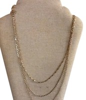 Libby Layering Necklace - Gold $30
