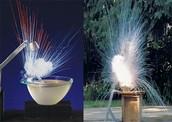 Reacting Metals