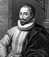 Portrait of Miguel de Cervantes