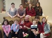 My family Christmas