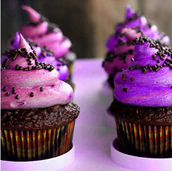 Purple~ :)