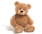 Yo encantaba mi oso de peluche
