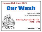 DECA Car Wash