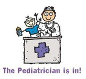 What are the working conditions of a pediatrician?