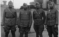 African American Soliders.