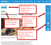 Newsela for Current Events and Literacy