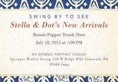 Didn't make it to Bonnie's Stella & Dot Trunk Show...order today!