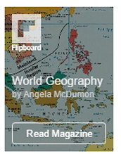 Flipboard Geography Magazine - Resources for assignments and discussions