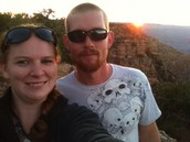 Grand Canyon @ sunset!