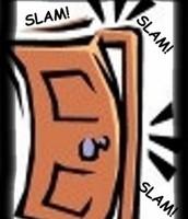 Slamming doors