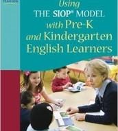 SIOP in Pre-K & Kinder