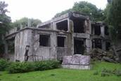 Ruiny koszar