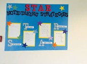 STAR note-taking strategy