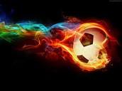 Jugar al fútbol- Play soccer