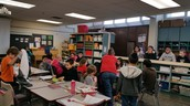 5TH GRADE STAMP ACT SIMULATION IN SHELLEY'S ROOM