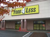 Free food from Food 4 Less