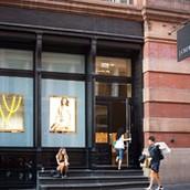 J Crew Store, Soho, NYC
