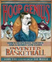 Book of the Week: Hoop Genius