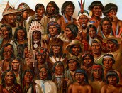 All Native Americans were treated like animals instead of being treated like people.