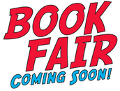 Spring Book Fair is Coming !