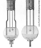 Intensive arc lamp