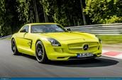 Mercedes-Benz SLS AMG ED