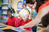 What are the advantages of iPads in the classroom?