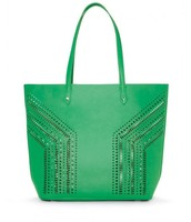 Fillmore Tote - Kelly Green - $138
