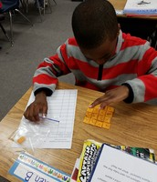 Area and Perimeter with Cheez-Its!