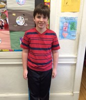 This Week's Star Student!