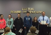 DMS/DHS Students of the Month