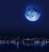 A  BLUE MOON IN CHINA
