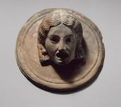 Female Greek Mask