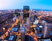La ciudad de Boston