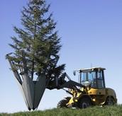 Пересадчик деревьев BAUMA 127