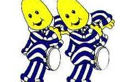 Banana's, imported from Hawaii
